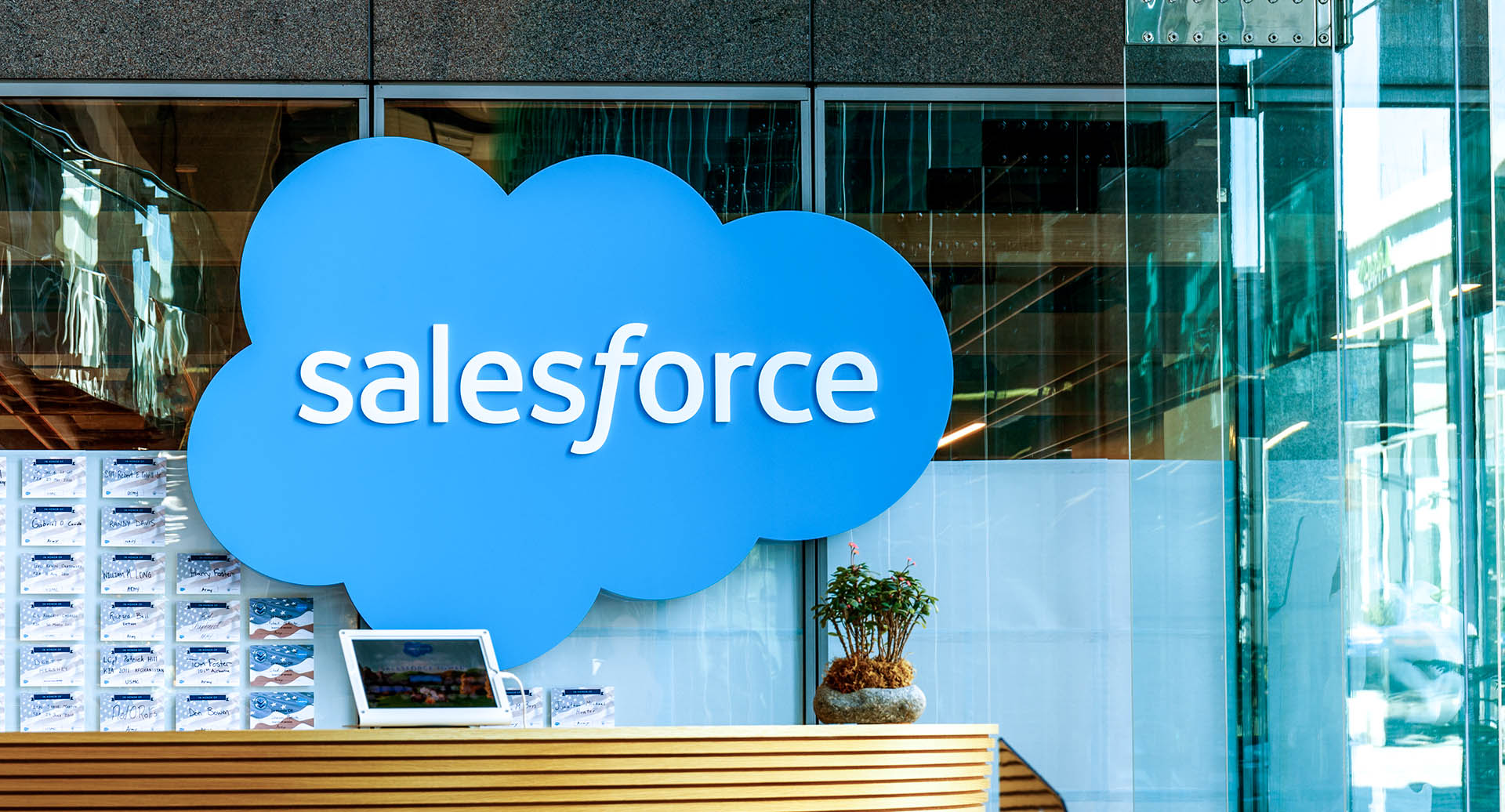 Salesforce S 15 7b Tableau Deal Is A Defining Moment For The West Coast Tech Megalopolis Techpins Blog